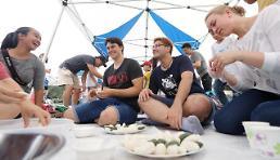 .韩国外籍留学生突破10万 高丽大学最受欢迎.