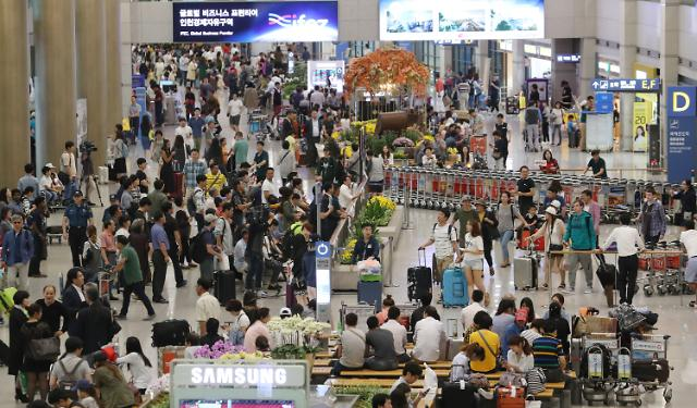  Seoul expects 250,000 Chinese tourists in early October: Yonhap