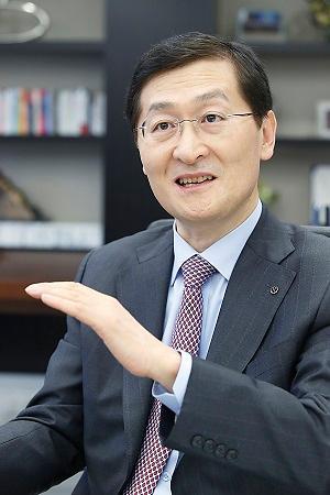 """위성호 신한카드 사장 """"디지털 창업으로 초일류 금융기업 될 것"""""""