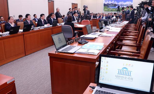막바지 국감 돌입… 野 권력형 게이트 규명 집중 추궁