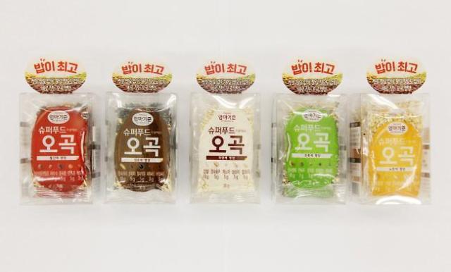 '혼밥족' 열기 더해지니…소포장 쌀·즉석밥 매출 후끈