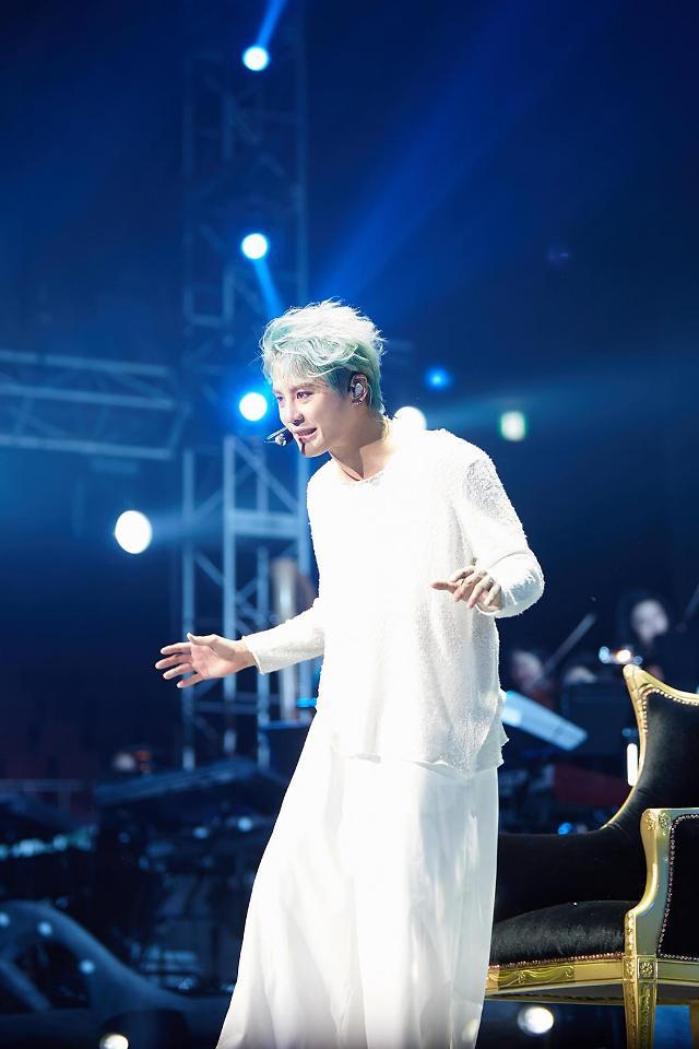 김준수,5번째 한국-일본 투어 연말 콘서트 개최…28일 티켓오픈