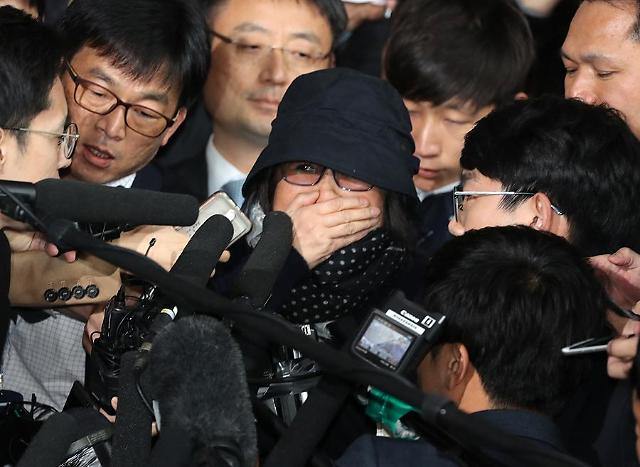 [UPDATE] State prosecutors question President Parks long-time crony