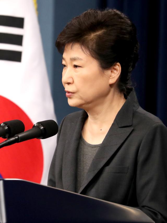 박근혜 대통령, 개헌 카드부터 두 번째 사과까지… 꼬인 스텝