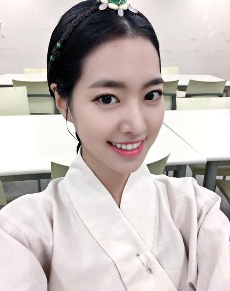 옥중화 진세연, 옥녀로서의 마지막 셀카 공개 [★SNS#]