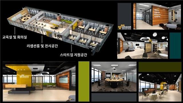 부산시, 아마존웹서비스 클라우드 혁신센터 센텀에 개소