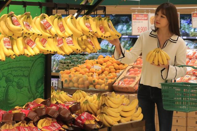 香蕉受宠 柿子遇冷