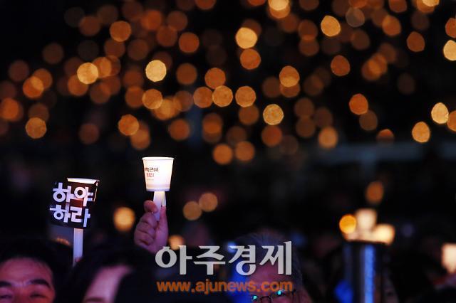 [민중총궐기 대회] 촛불집회 100만 파도타기, 日매체도 놀랐다 [영상 포함]