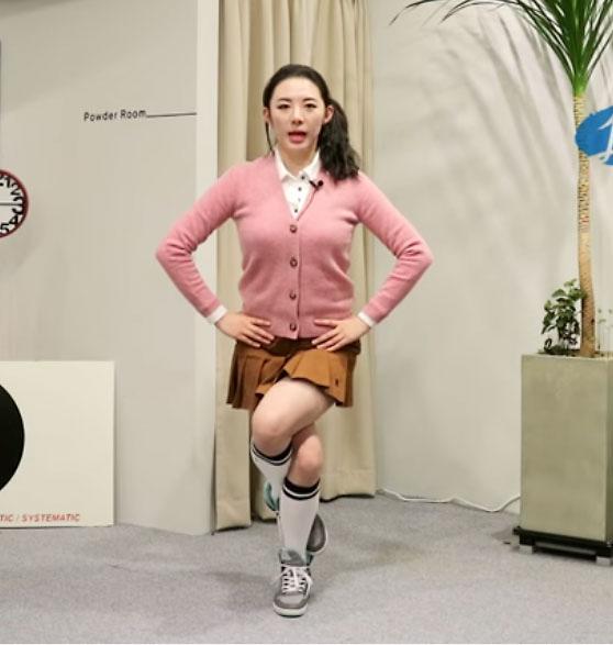 [골프 스트레칭 동영상] 29. 스윙감각을 높여주는 동작