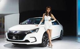 .比亚迪海外电动车市场行军速度加快 在韩国法人成立 .