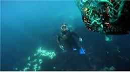 .UNESCO lists Jeju female divers as cultural heritage.