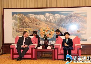 <산동성은 지금>옌타이시, 캐나다 앨버타주와 경제교류회 개최 [중국 옌타이를 알다(162)