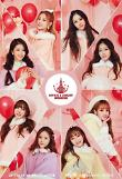 .Girl group Lovelyz releases new posters for upcoming concert.