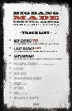 .Boy group Big Bang unveils tracklist for new album.