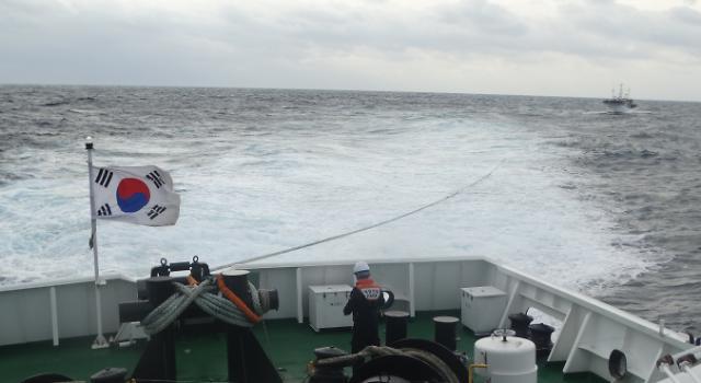 S. Korea rescues eight N. Korean sailors off east coast: Yonhap