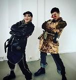 .权志龙和CL将在SBS歌谣大战合作表演.