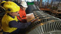 .Doosan certain to win $2.5 bln deal on power plants in India.