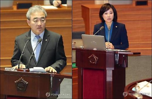유진룡, 조윤선 문화계 블랙리스트 해명에 영화 쉰들러 리스트로 맞대응
