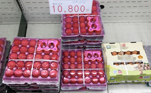禽流感致韩国鸡蛋价格首次突破7000韩元