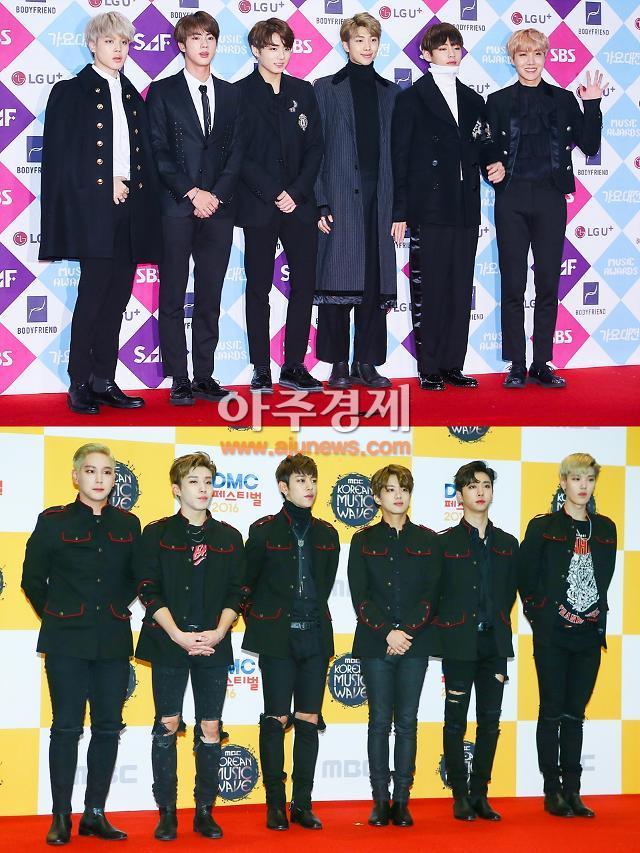 방탄소년단→서태지와 아이들·B.A.P→H.O.T., 전설의 아이돌로 재탄생 (2016 KBS 가요대축제)