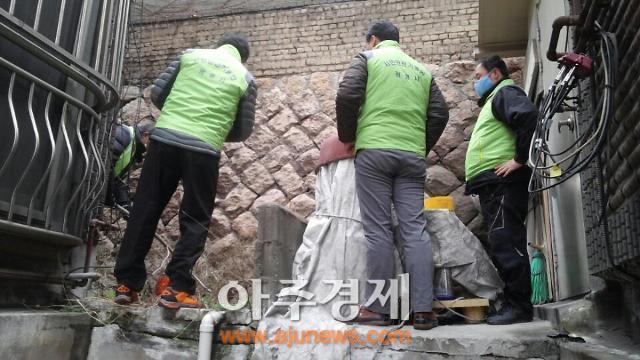 광명시 시민안전기동반 새해맞아 안전점검