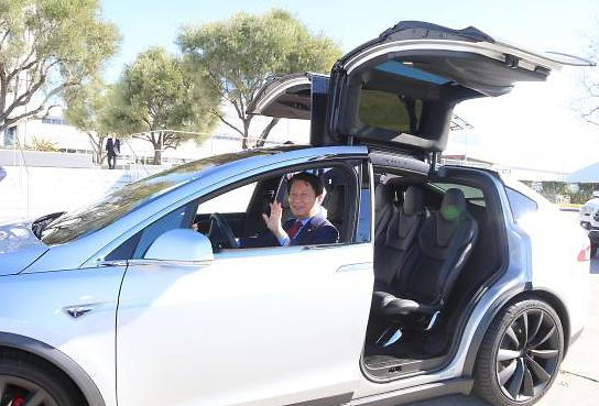 Tesla to set up infrastructure and testbed in S. Korean city