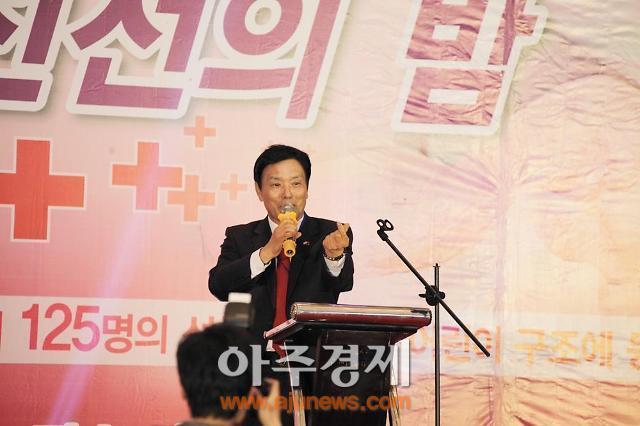 """<산동성은 지금>박상제 회장 """"어린이 구조사업 영원히 계속될 것"""" [한중친선협회 자선음악회 특집]"""