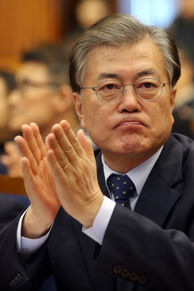ムン 大統領