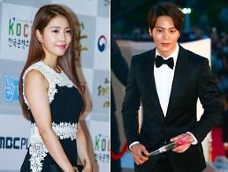.K-pop diva BoA in love  with actor Joo Won.