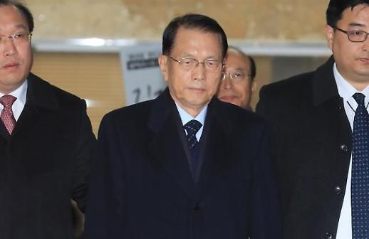 문화예술계 블랙리스트 김기춘 구속영장 청구 확실시