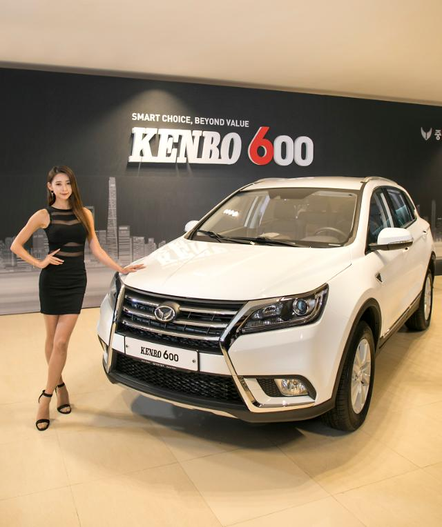 Consumers show doubt on Chinese cars advancing into S. Korean market