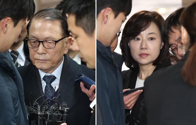 """박근혜 측,김기춘 조윤선 구속에""""블랙리스트 작성 지시한 적 없어""""해당 기자 등 고소"""