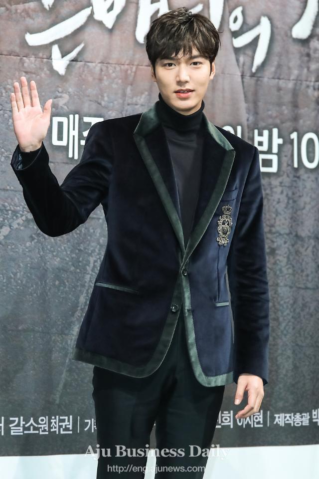 Actor Lee Min-ho denies enlistment rumors