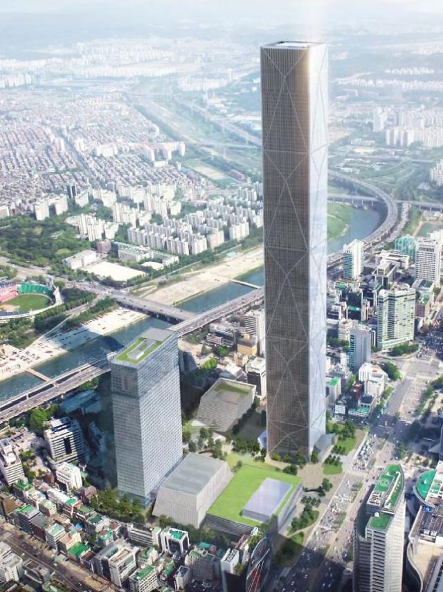 Hyundai Motor revises blueprint to build tallest skyscraper in S. Korea