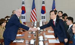 .Mattis vows to respond overwhelmingly to N. Korea nuclear weapons: Yonhap.