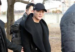 .JYJs Jun-su joins boot camp to start mandatory military service as policeman.