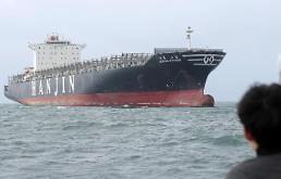 .韩进海运明日破产 韩海运业迎空前危机.