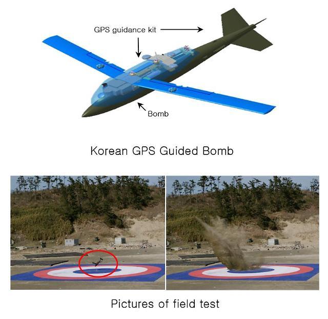 S. Korea develops GPS smart bombs to destroy long-range artillery