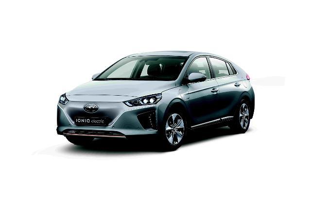 Hyundai Motor unveils plug-in hybrid electric version of Ioniq