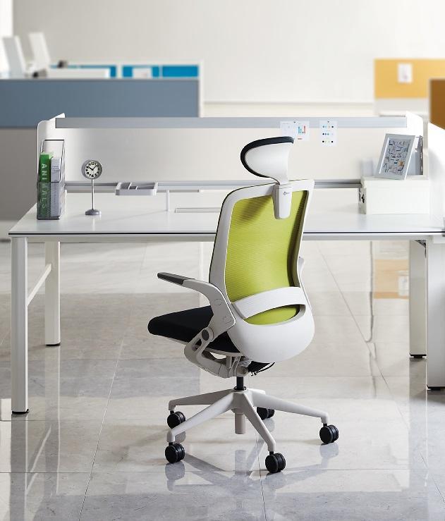 코아스, 신제품 사무용 의자 시리즈 CIRCLE 공식 출시