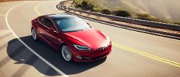 .Teslas EV sedan ready to debut in S. Korea next month.