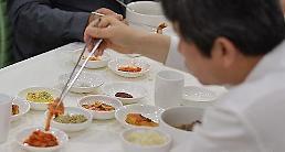 .韩四分之一上班族宴请费用超《金英兰法》限额.