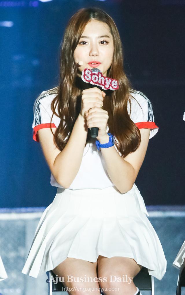 Former I.O.I member So-hye updates on taking legal action against cyber bullying