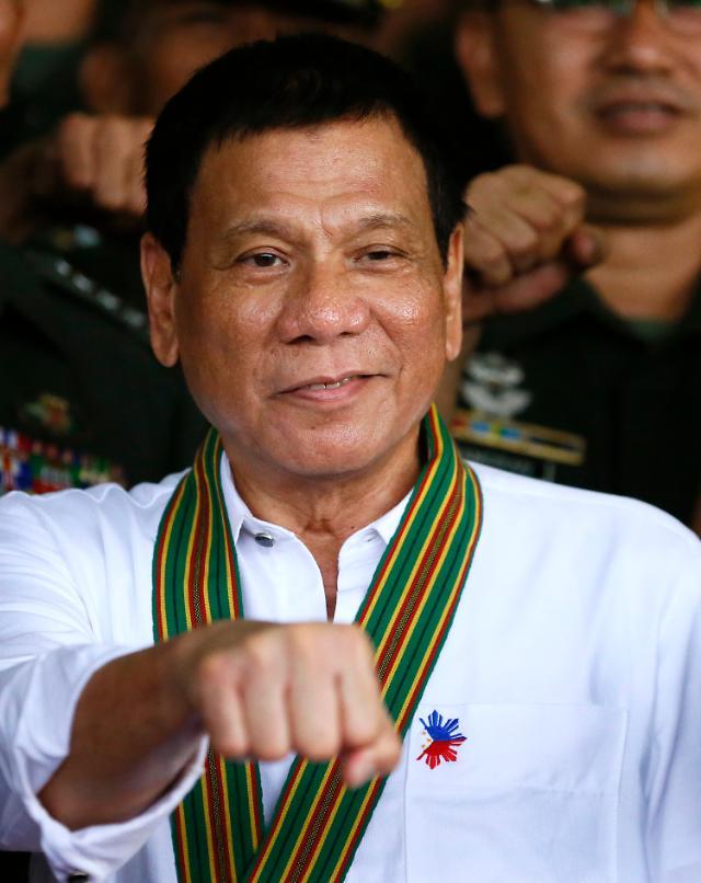 """두테르테 필리핀 대통령 하반기 방한 """"한-필리핀 경제협력 강화 모색"""""""