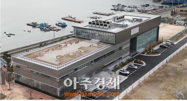 해수부, 23일 경남 통영서 수산자원연구센터 개청식 개최