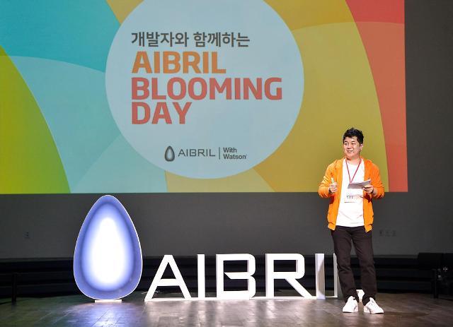 SK㈜ C&C, 에이브릴 한국어 서비스 베타 오픈… AI 개발 생태계 붐업 나서