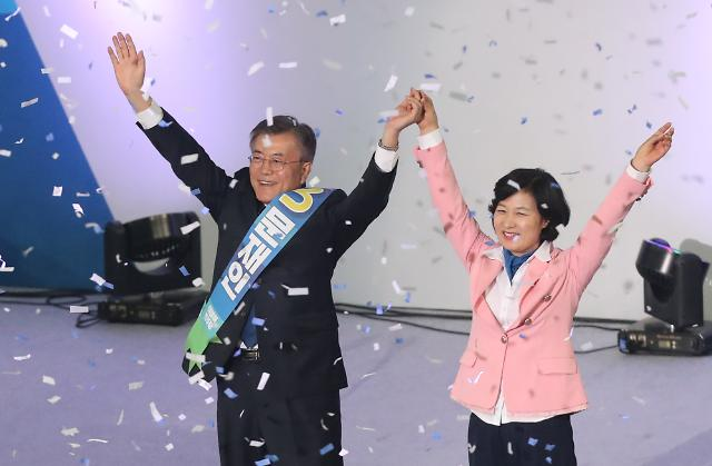 [PROFILE] Moon Jae-in is former human rights lawyer and pro-democracy activist