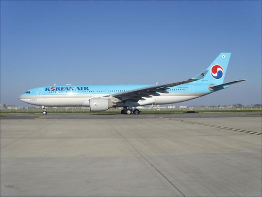 중국 창사 가던 대한항공 여객기, 엔진 이상으로 긴급착륙