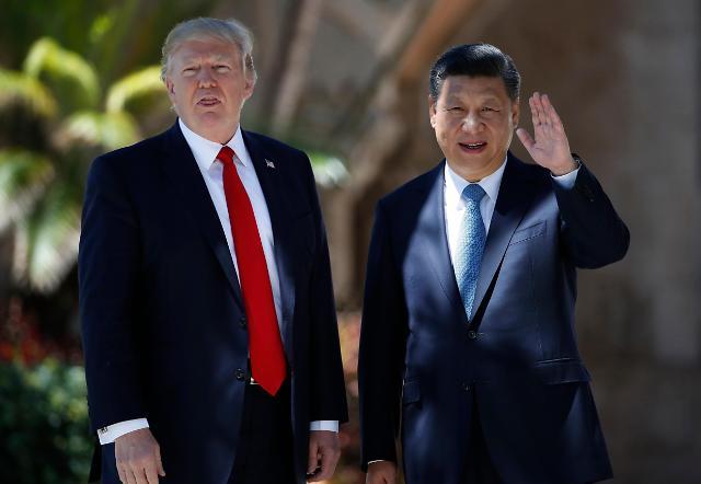 """[미중정상회담] 트럼프 """"무역문제는 시간이 말해줄 것"""" 정상회담 뒤 첫 트위트"""