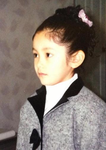 에릭과 결혼 나혜미, 어린 시절 모습 보니…모태 미모 인증 [★SNS#]
